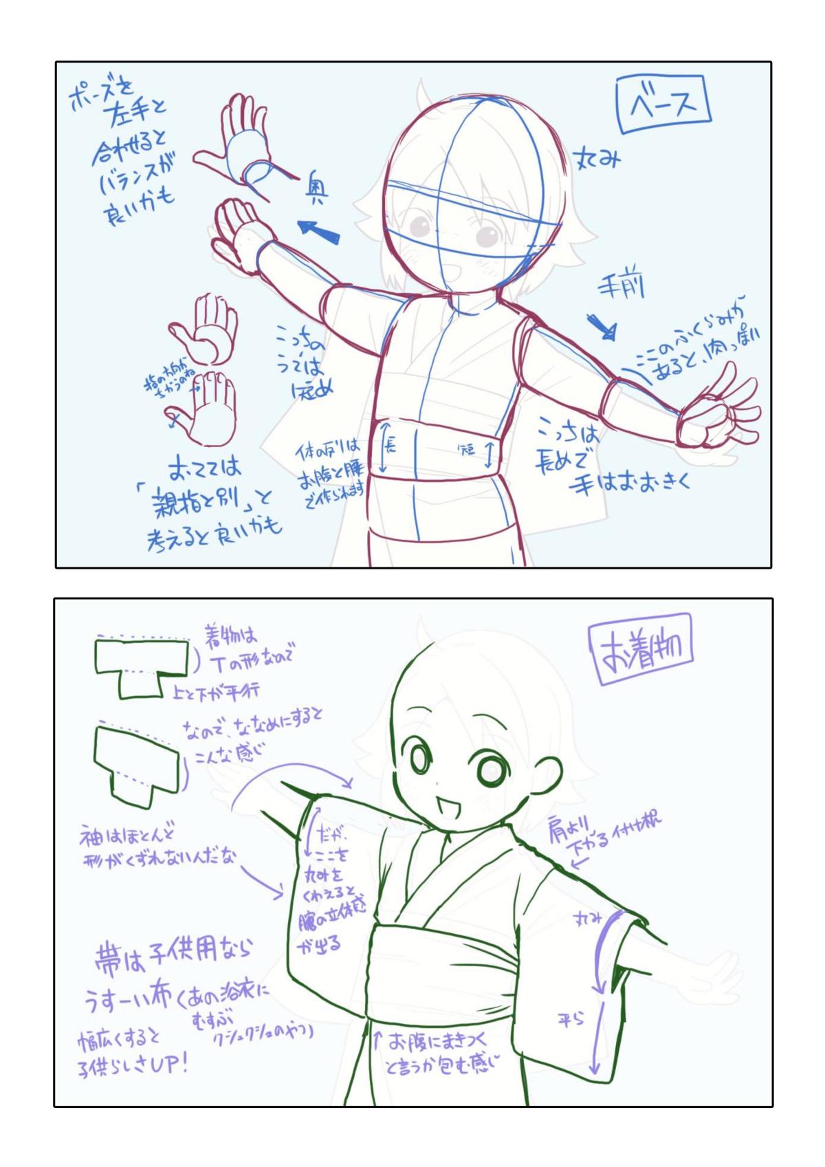 椿子ちゃんの添削.1