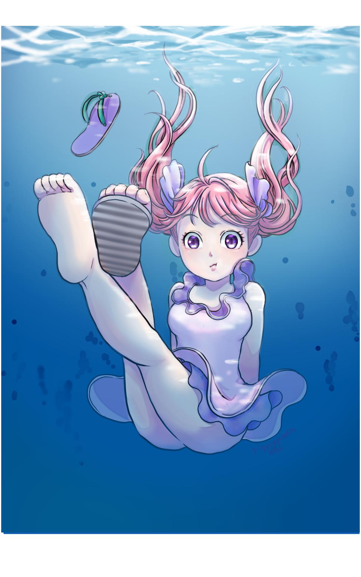 水中の表現.3