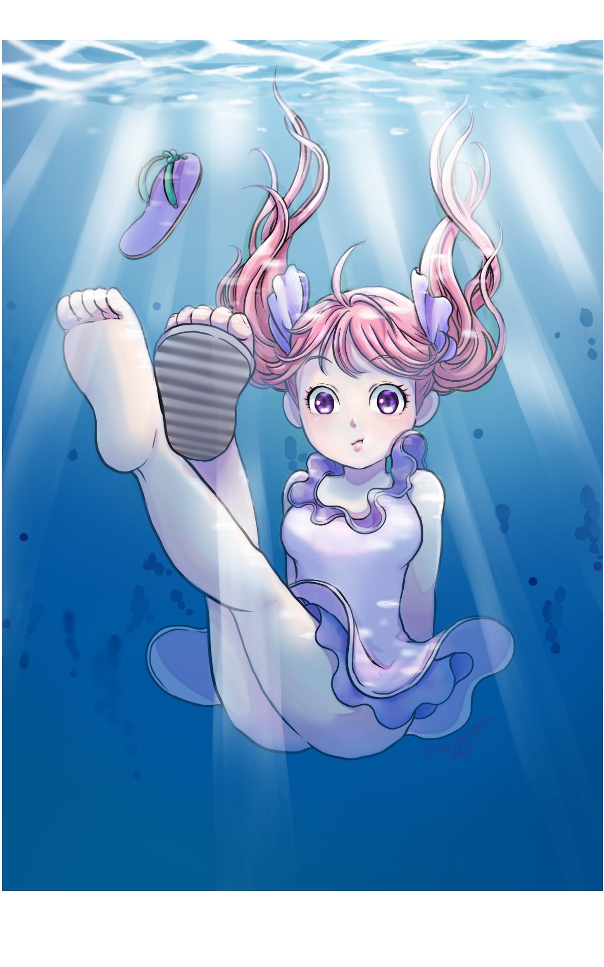 水中の表現.4